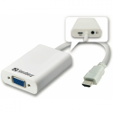 Sandberg HDMI to VGA+Audio Converter