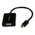 Startech MINI DISPLAYPORT 1.2 AUF VGA (Mini DisplayPort 1.2 to VGA Adapter Converter  Mini DP to VGA  1920x1200)