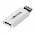 Startech LIGHTNING TO MICRO USB ADAPTER (Lightning - micro-USB, M/F, 20 mm, 12.7 g)