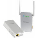 Netgear Powerline 1000Mbps AC650 1PT GbE Adapters Bundel + WiFi (PLW1000)