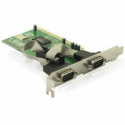 Logilink PC0016, PCI interface card, 2x com (serial), Mossnet chipset