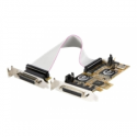 Startech .com 8 Port PCI Express Low Profile Serial Adapter Card - Serial adapter - PCIe - RS-232 - 8 ports