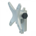 Wall H5-1L Wall Mount for Flat-Screen VESA Monitors 25.4-76 cm 10-30 Inches / Max. Load 20 kg / Distance from Wall 75 mm / Silve