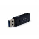 Gembird compact USB 3.0 SD/MicroSD Card Reader, blister