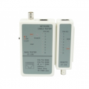 Gembird NCT-1 Cable tester for RJ-45 and RG-58 cables