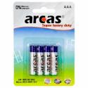 Camelion Arcas Super Heavy Duty AAA (LR03), 4- pack