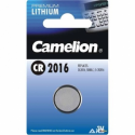 Camelion Electronics Lithium CR2016-BP1 1-pack