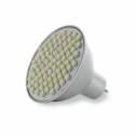 Whitenergy LED bulb | GU5.3 | 80 SMD 3528 | 4W | 12V | warm white | reflector