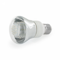 Whitenergy LED bulb | E27 | 80 LED | 4W | 230V | warm white | reflector