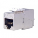 Digitus CAT 6EA KEYSTONE JACK (DIGITUS CAT 6A Keystone Modul, geschirmt, 500 MHz gem.ISO/IEC 60603-7-51,11801 AMD22010-04, werkz