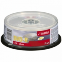 IMATION DVD-R 4,7GB 120min 16x spindle 25-pack