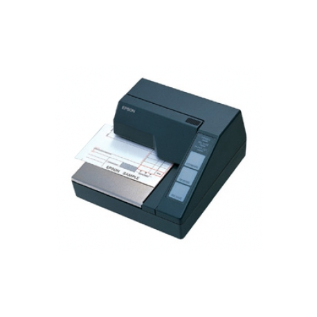 Epson TM U295 - Receipt printer - dot-matrix - JIS B5 - 16 2 cpi - 7 pin -  up to 2 1 lines/sec - serial