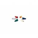 Gembird strain relief (boot cap) white