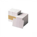 Zebra Premier PVC Card, 30 mil Low Coercivity Mag. Stripe (5 packs x 100)