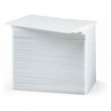 Zebra Premier - PVC card - 40 mil - white - CR-80 Card (85.6 x 54 mm) - 350 card(s)
