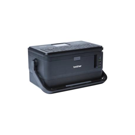 Brother PT-D800W galda uzlīmju print.(USB,RS232, Wi-Fi, 3.5-36mm,360x720dpi,220v)