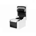 Citizen CT-E351 BELEGDRUCKER WEISS (CT-E351 kompakter POS-Drucker/ 203 dpi, seriell, USB, weißes Gehäuse, inklusive Netzteil, Me