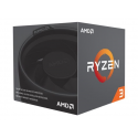 AMD CPU RYZEN X4 R3-1200 SAM4 BOX/65W 3100 YD1200BBAEBOX