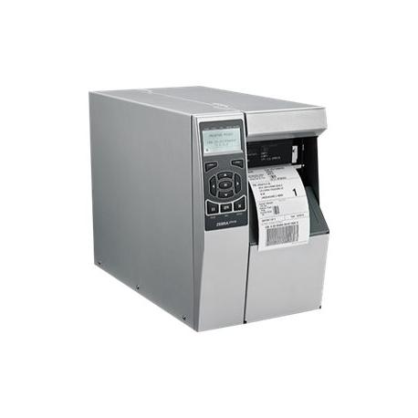 Zebra ZT510, 12 dots/mm (300 dpi), rewind, disp., ZPL, ZPLII, USB, RS232, BT, Ethernet