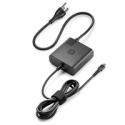 HP USB-C 65W Travel Power Adapter (Laden Sie die neuestenUSB-C-Notebooks mit dem zuverlässigen65-W-Netzadapter in der neuen, kom