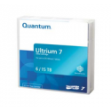Quantum data cartridge, LTO Ultrium 7 (LTO-7), pre-labeled