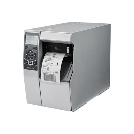 Zebra ZT510, 8 dots/mm (203 dpi), cutter, disp., ZPL, ZPLII, USB, RS232, BT, Ethernet