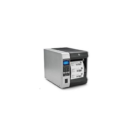 Zebra ZT620, 12 dots/mm (300 dpi), disp., ZPL, ZPLII, USB, RS232, BT, Ethernet