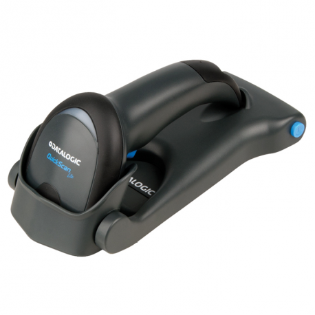 Datalogic QuickScan Lite QW2400, 2D, WA, USB, kit (USB), black