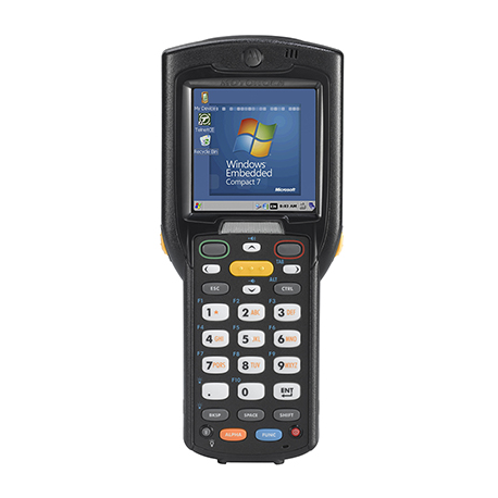 Motorola MC32 MOBILE COMPUTER (802.11 a/b/g/n, Bluetooth, Full Audio, Straight Shooter, 2D Imager SE4750, Color-touch display, 3