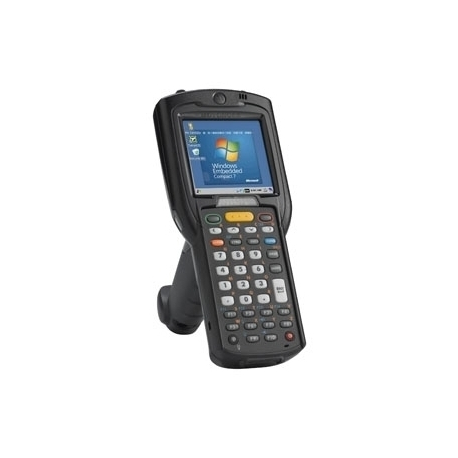 Motorola MC32 MOBILE COMPUTER (802.11 a/b/g/n, Bluetooth, Full Audio, 1GHz Processor, Straight Shooter, 2D Imager SE4750, Color-
