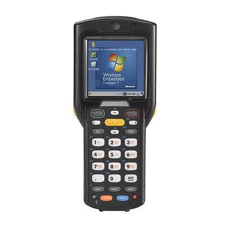Motorola MC32 GUN ABGN 2D I SE4750 38KEY CE7 PRO HICAP-BATT.512MB/2GB