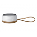 SAMSUNG Wireless Speaker Scoop Brown