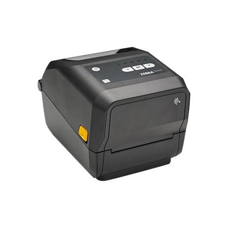 Zebra ZD420t, 8 dots/mm (203 dpi), MS, EPLII, ZPLII, USB, BT (BLE), Ethernet