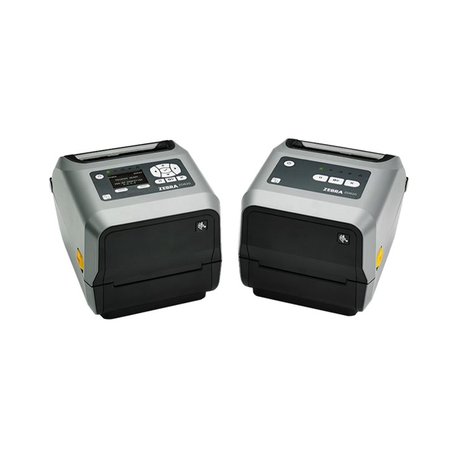 Zebra ZD620 - Label printer - thermal transfer - Roll (11 8 cm) - 203 dpi -  up to 203 mm / sec - USB 2 0, LAN, serial, USB host, Bluetooth LE - cutter