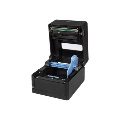 Citizen CL-E300, 8 dots/mm (203 dpi), cutter, USB, RS232, Ethernet, black