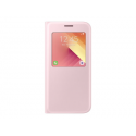 SAMSUNG S View Cover for A5 (2017) pink