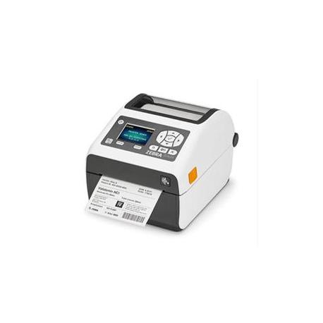 Zebra ZD620d - Healthcare - label printer - thermal paper - Roll (11 8 cm)  - 300 dpi - up to 152 mm / sec - USB 2 0, LAN, serial, USB host, Wi-Fi(ac),