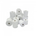 Zebra 75.4mm x 20.3m Z-Perform 1000D Receipt Roll with a 19mm core. 30 rolls per box. Uncoated direct thermal 60 micron receipt