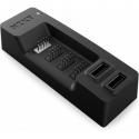 NZXT Internal USB Hub, 1x Molex, 3x USB 2.0 Headers, 2x USB 2.0 Ports