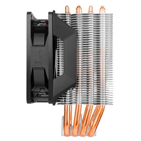 Cooler Master Hyper H412R - Processor cooler - (LGA775 Socket
