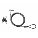 HP Essential Keyed Cable Lock  1,22m Renew