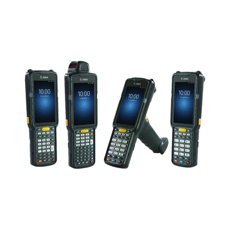 Zebra MC3300 Standard, 1D, BT, Wi-Fi, Func. Num., ESD, PTT, Android