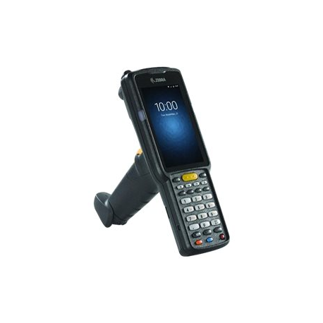 Zebra MC3300 Premium, 1D, USB, BT, Wi-Fi, NFC, Func. Num., ESD, Gun, PTT, Android