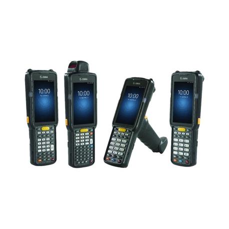 Zebra MC3300 Standard, 2D, USB, BT, Wi-Fi, Func. Num., ESD, Gun, PTT, GMS, Android