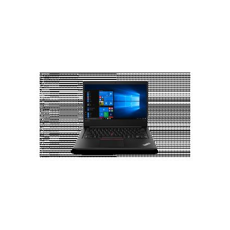 Lenovo ThinkPad E480 20KN - Core i7 8550U / 1 8 GHz - Win 10 Pro 64-bit - 8  GB RAM - 256 GB SSD TCG Opal Encryption 2, NVMe - 14