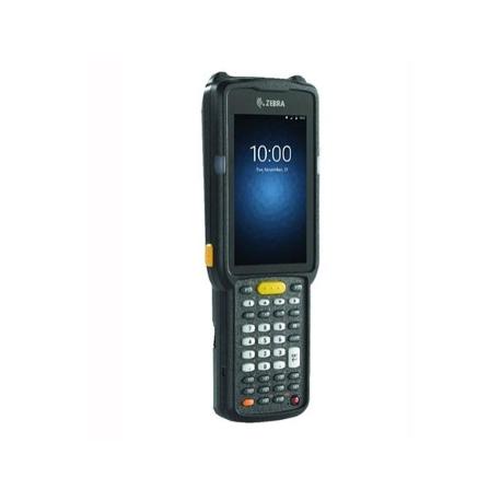 Zebra MC3300 Premium, 2D, LR, USB, BT, Wi-Fi, NFC, alpha, ESD, Gun, PTT, Android