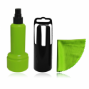 VAKOSS Cleaning Kit for LCD, 60ml gel,  cloth green