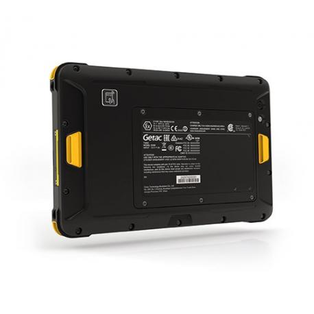 Getac EX80, BT, Wi-Fi, GPS, RFID, Win. 10 Pro, ATEX