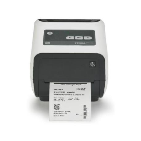 Zebra ZD420d, 8 dots/mm (203 dpi), EPLII, ZPLII, USB, grey