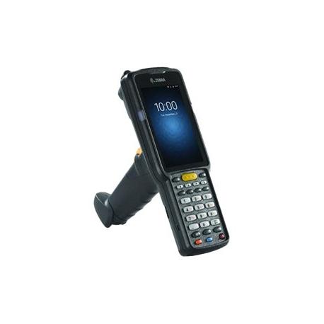 Zebra MC3300 Standard, 1D, USB, BT, Wi-Fi, alpha, ESD, Gun, PTT, Android